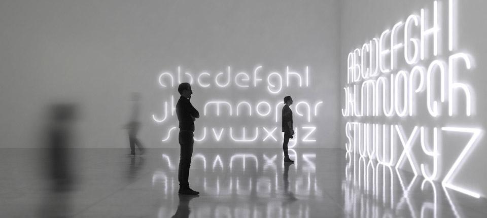 BIG Alphabet of Light