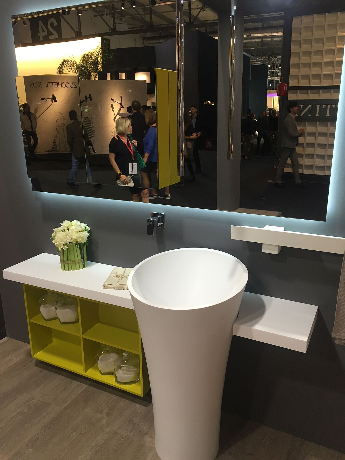 Bathroom design from Moma Design and Dimasi Bathroom