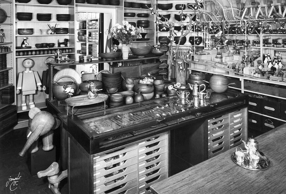 Shop at Bredgade 47 Copenhagen