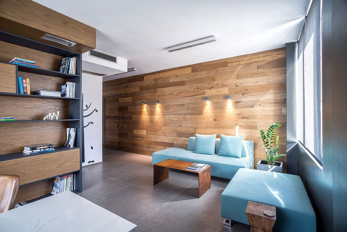 Beautiful architectural office of VR Architects in in Igoumenitsa, Greece