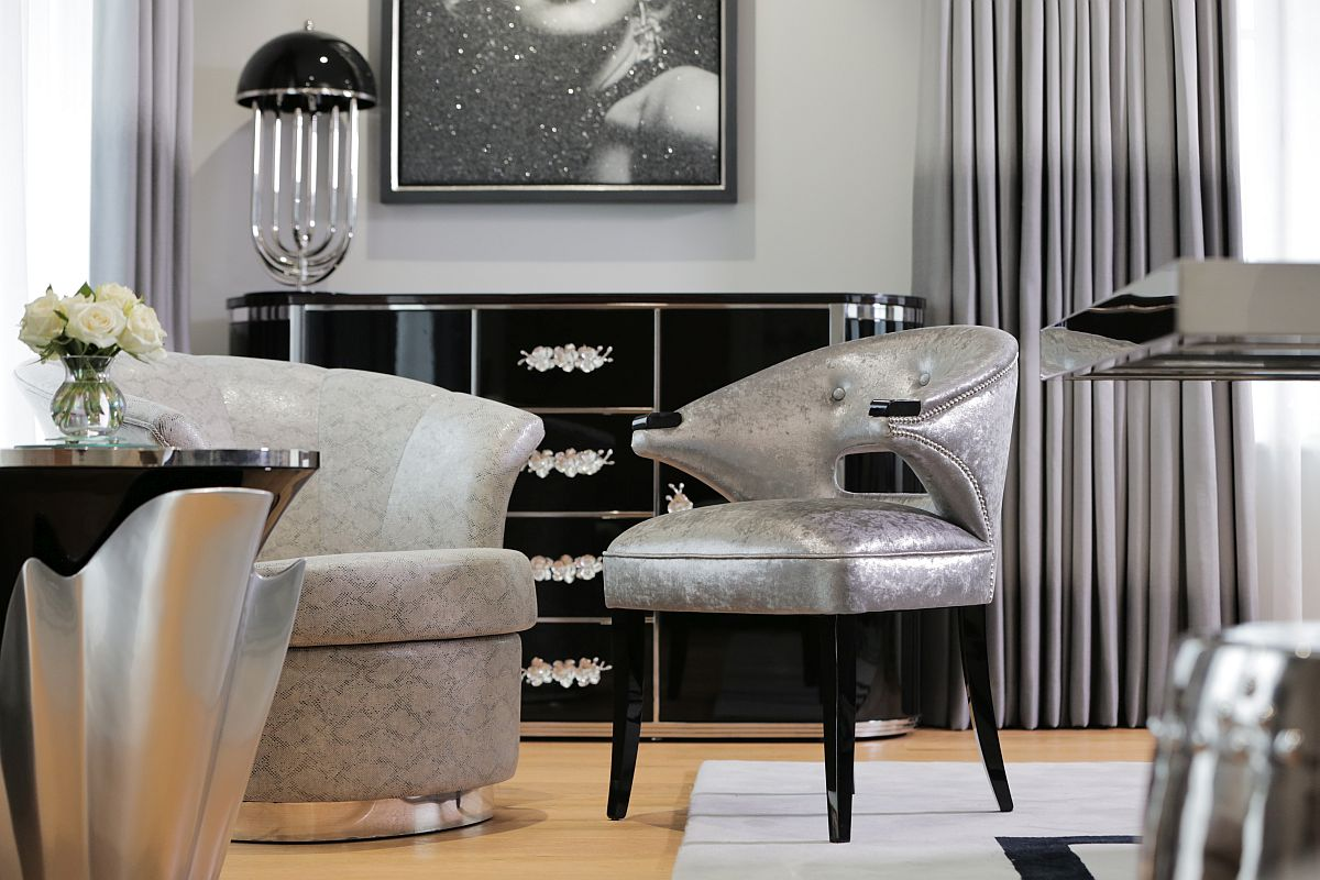 Exquisite decor from KOKET for the Harbury Country House