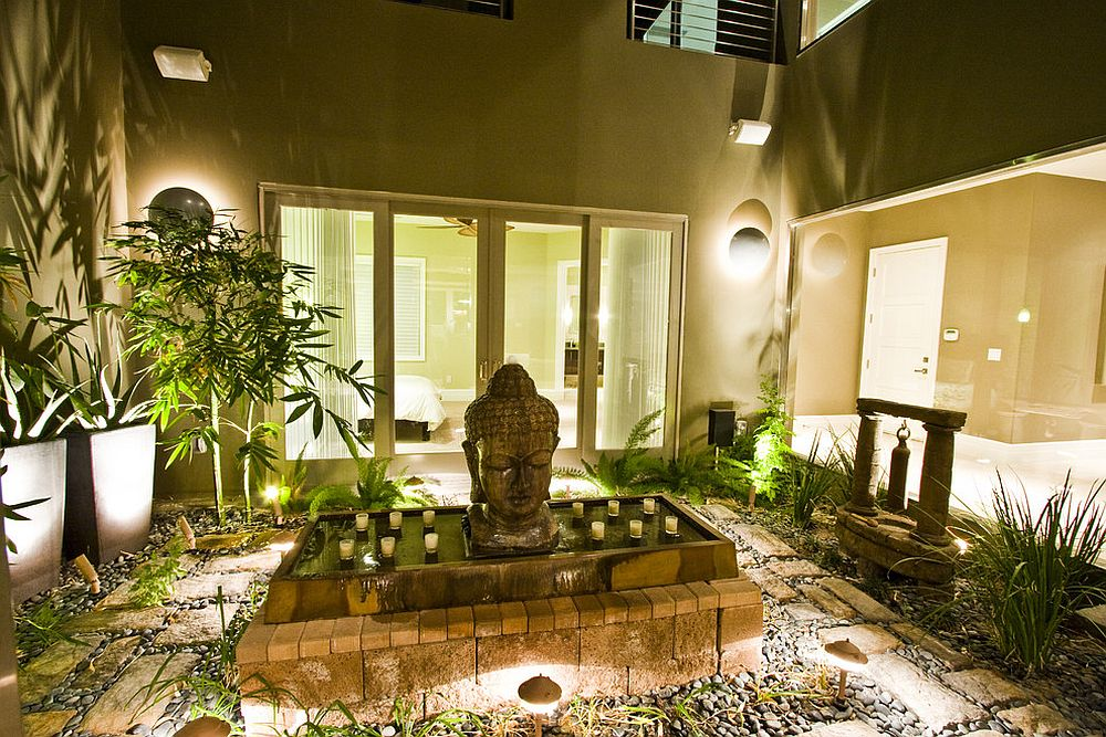 Find your inspiration in a stunning courtyard like this!