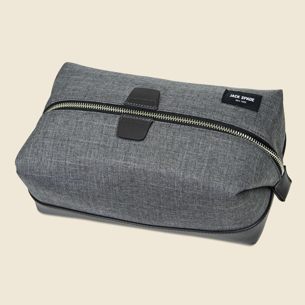 Grey travel kit