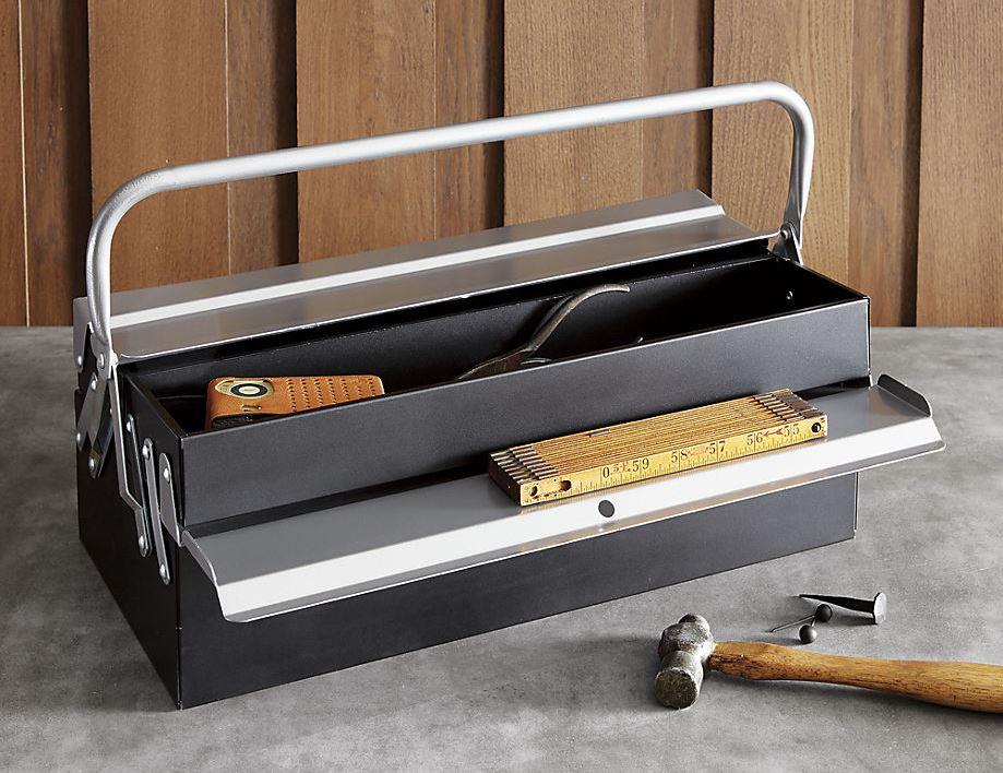 Handy tool box from CB2