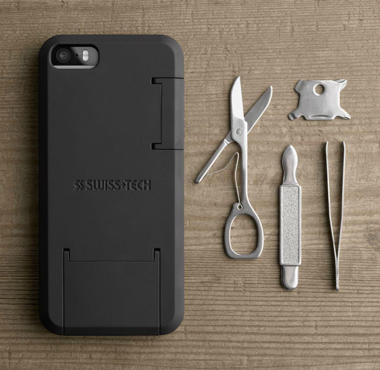 Smartphone tool case from Restoration Hardware