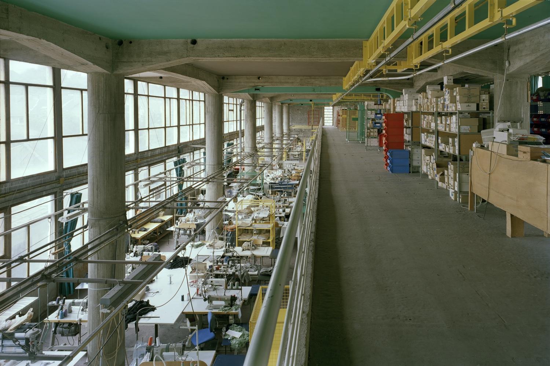 Usine Claude et Duval Factory interior.Photo byOliver Martin-Gambier©FLC/ADAGP.