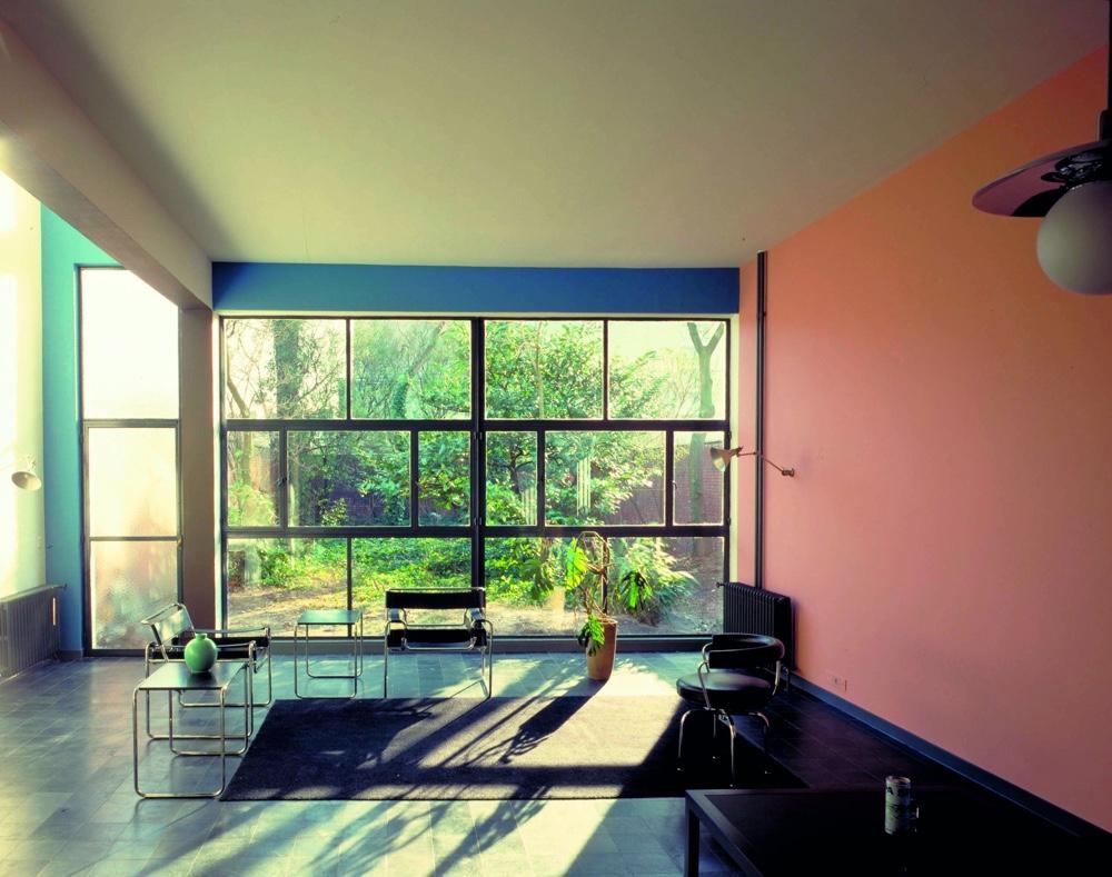 Guiette interior.Photo byP. De Prins©VIOE.