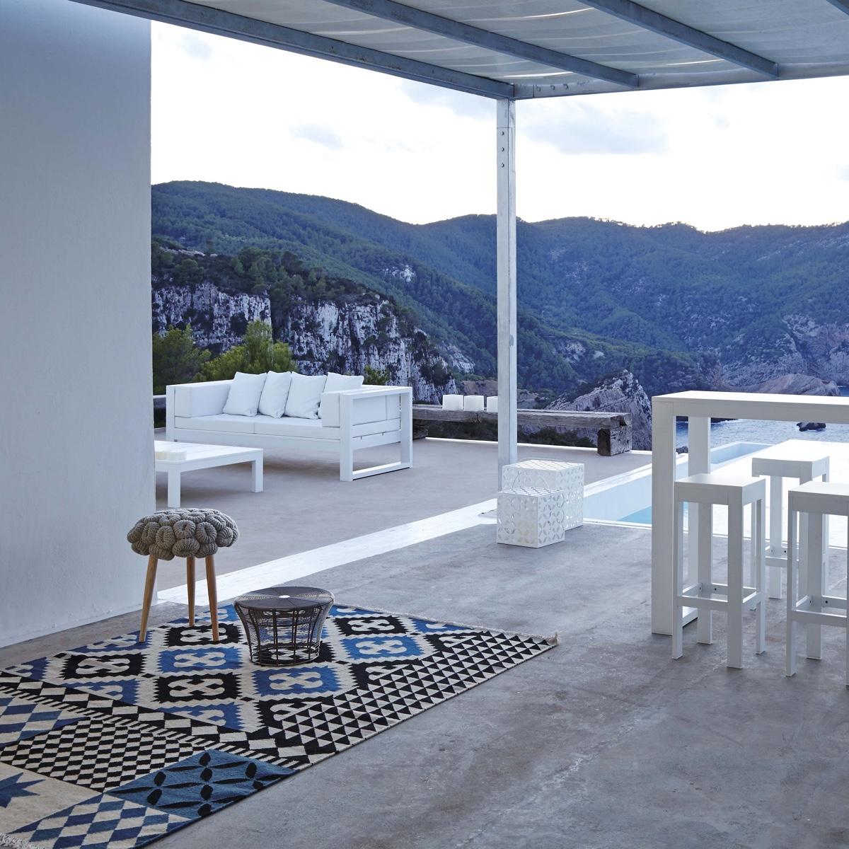 Palermo kilim bySandra Figuerola.Image courtesy ofGandía Blasco SA.