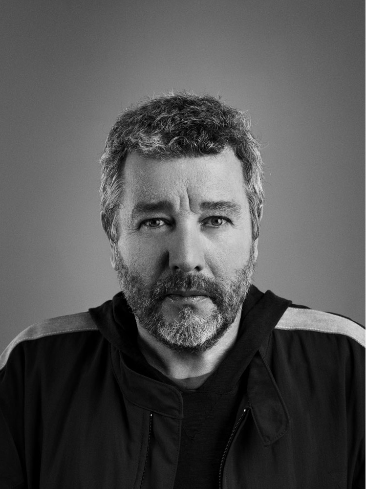 Philippe Starck. Image © Nicolas Guerin courtesy of Starck.