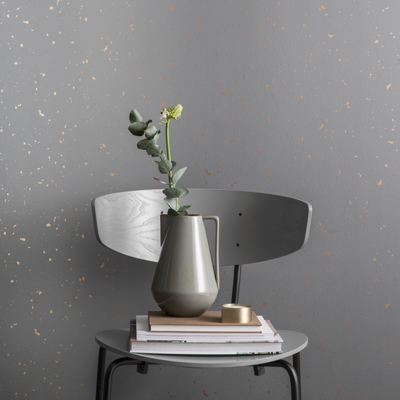 Speckled wallpaper from ferm LIVING