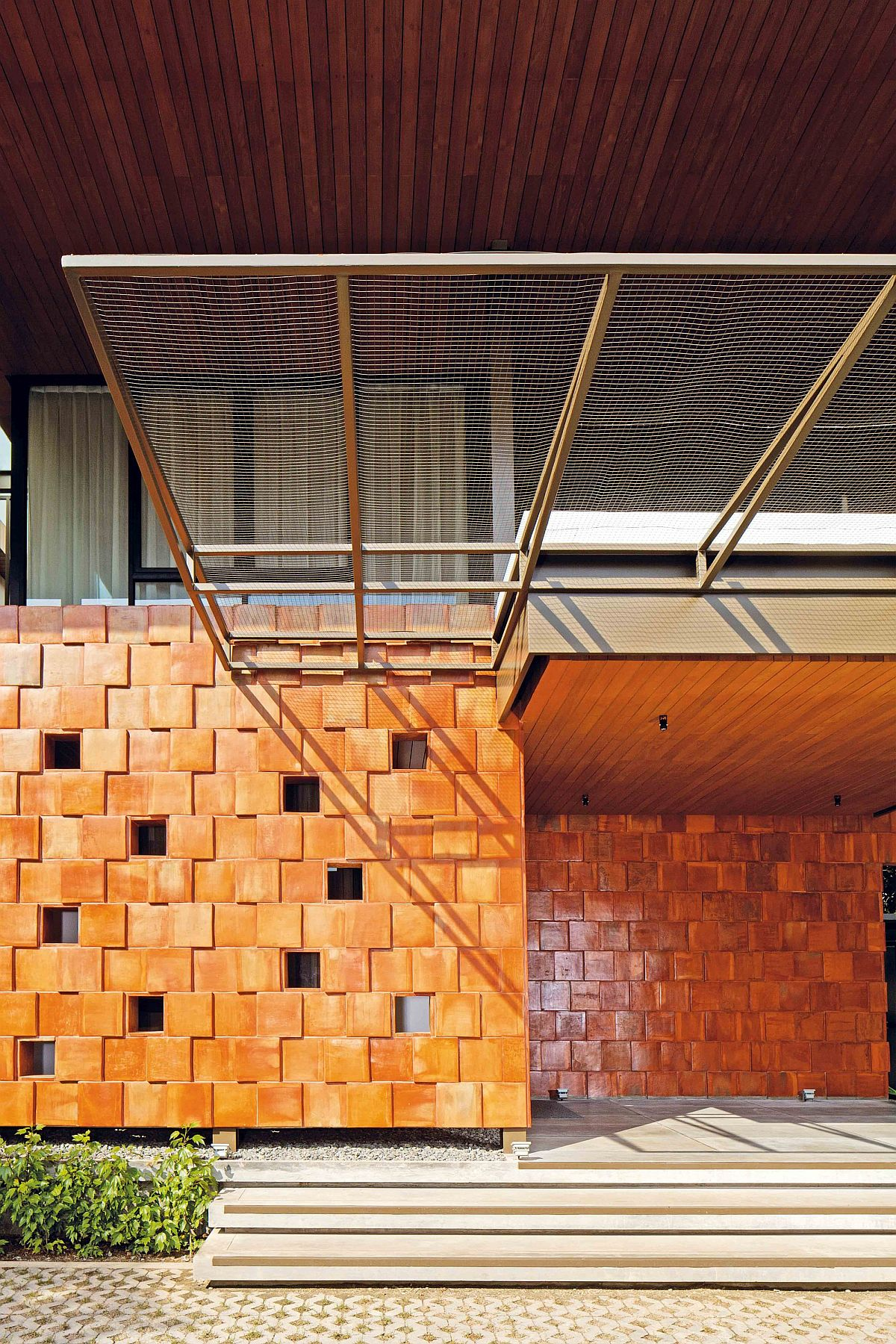 Sustainable and energy efficinet home in Jakarta