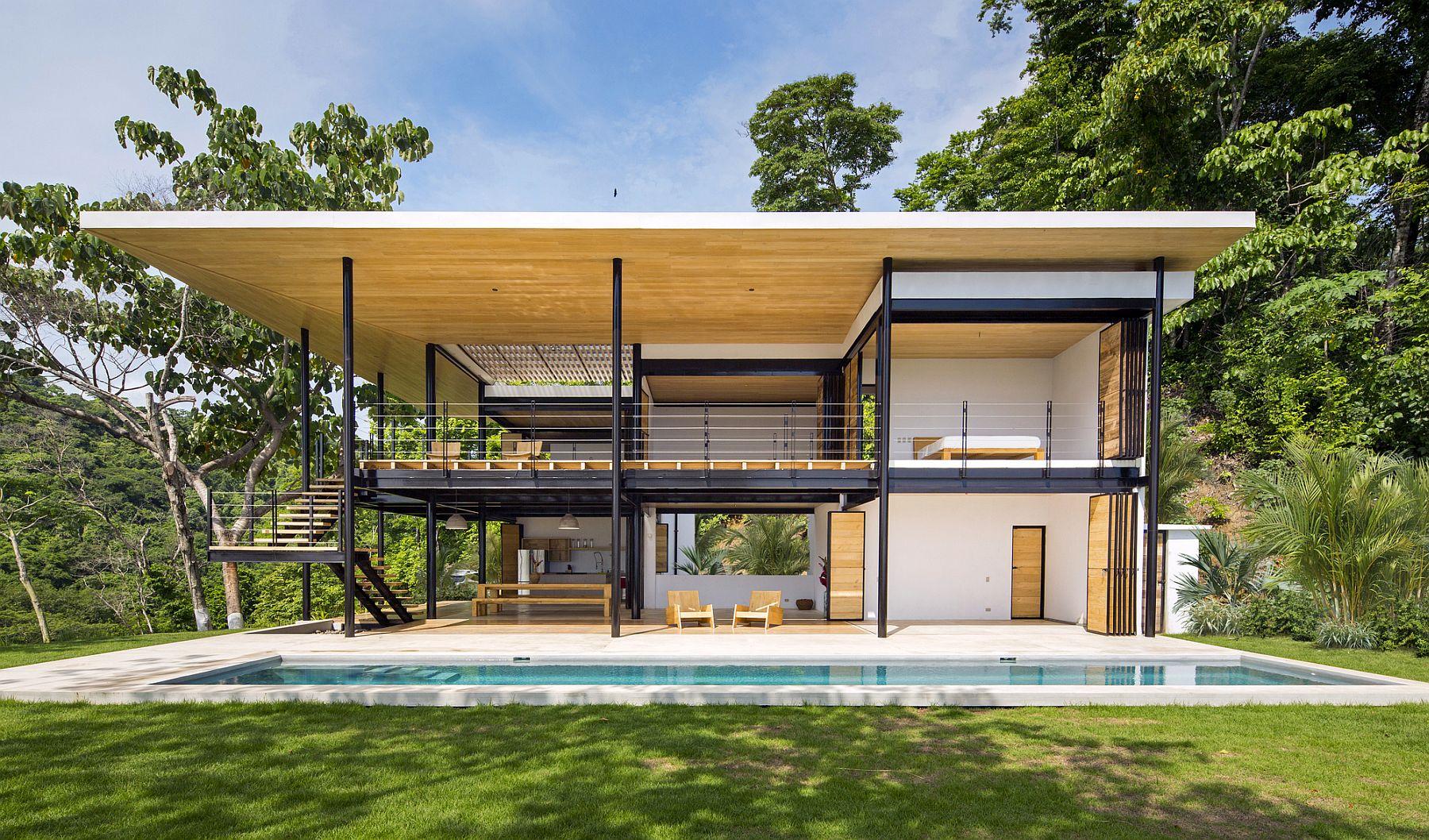 Beautiful Ocean Eye private Residence in Costa Rica
