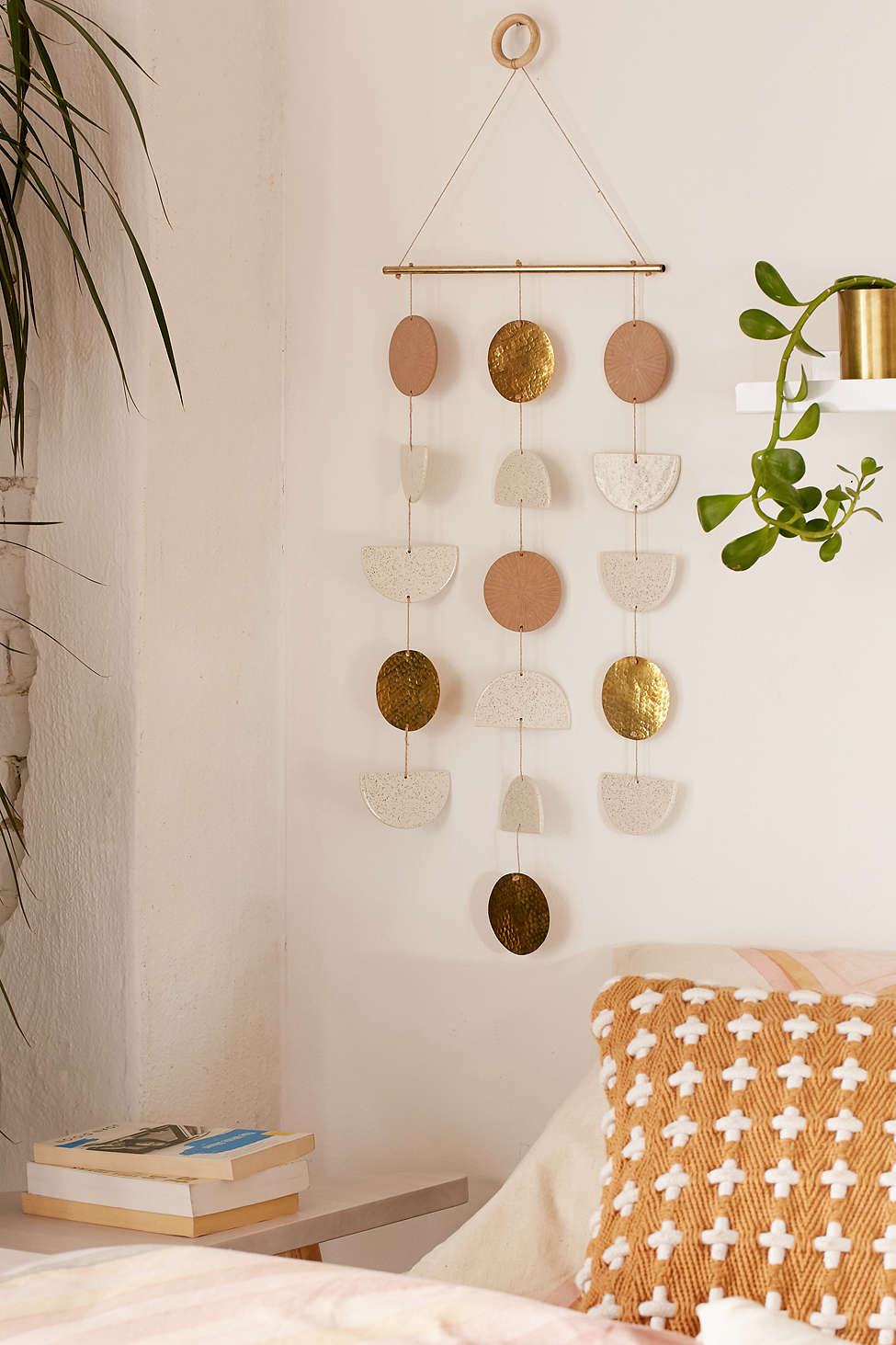 Geo wall hanging from Urban Outfitters