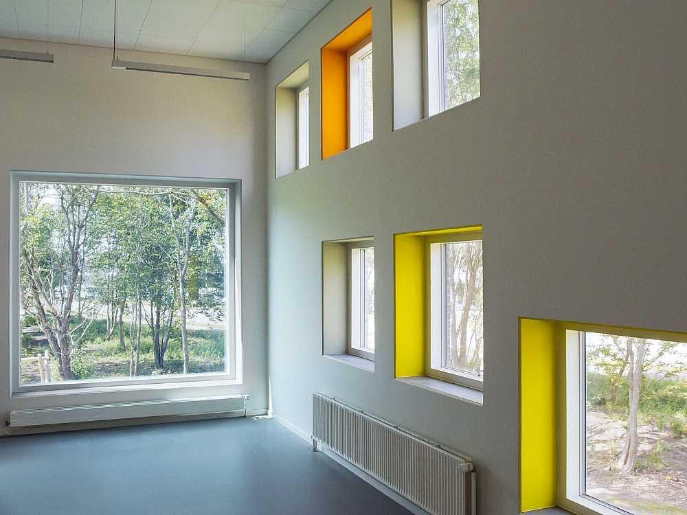 Room in International school Ikast-Brande.
