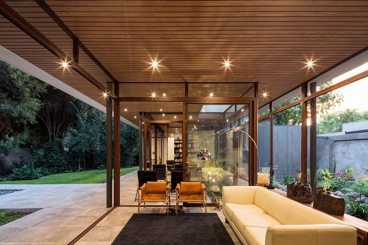 Open design of The House and the Trees in Chile