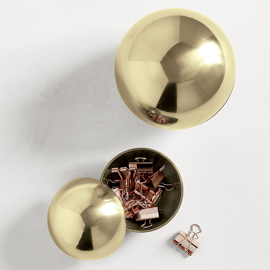 Storage domes from CB2