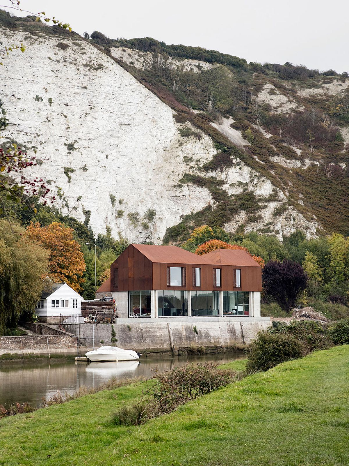 Gorgeous modern four bedroom home in South Downs National Park, East Sussex