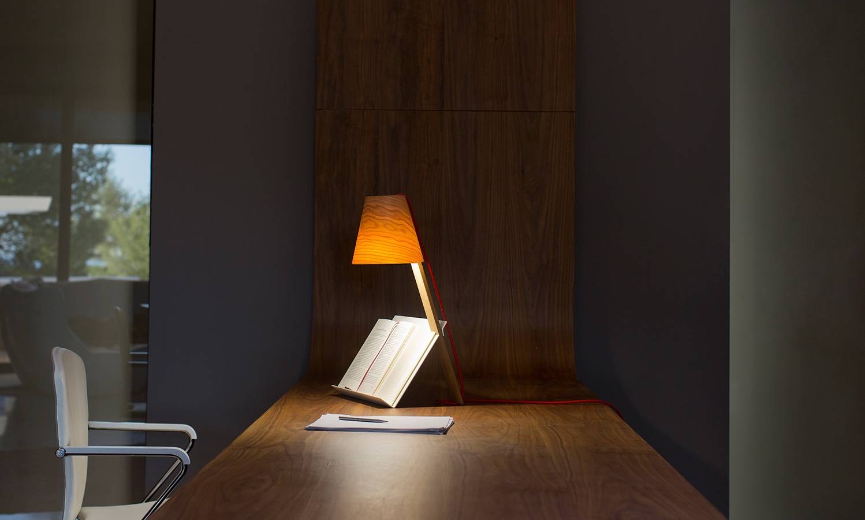 The Asterisco lamp by talentedValencia-based design studio Cuatro Cuatros forLZF Lamps. Image courtesy of LZF Lamps.
