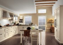 Sophisticated Italian Kitchens with Refined Classic Design