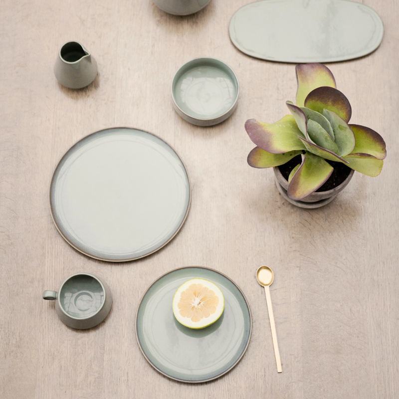 Light neutral palette from ferm LIVING
