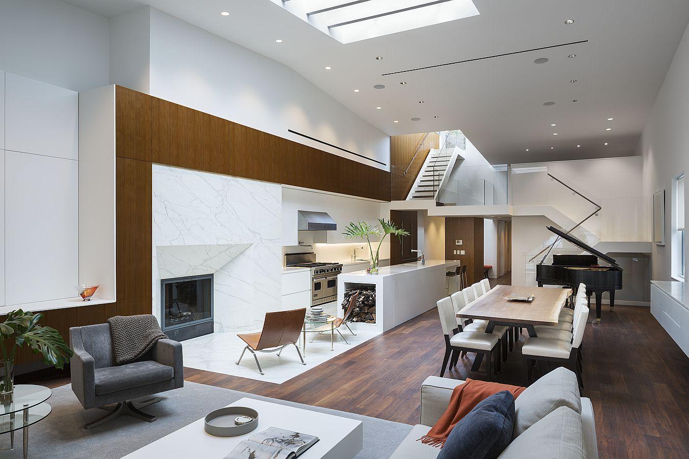 Stunning NoHo loft renovation by DXA Studio