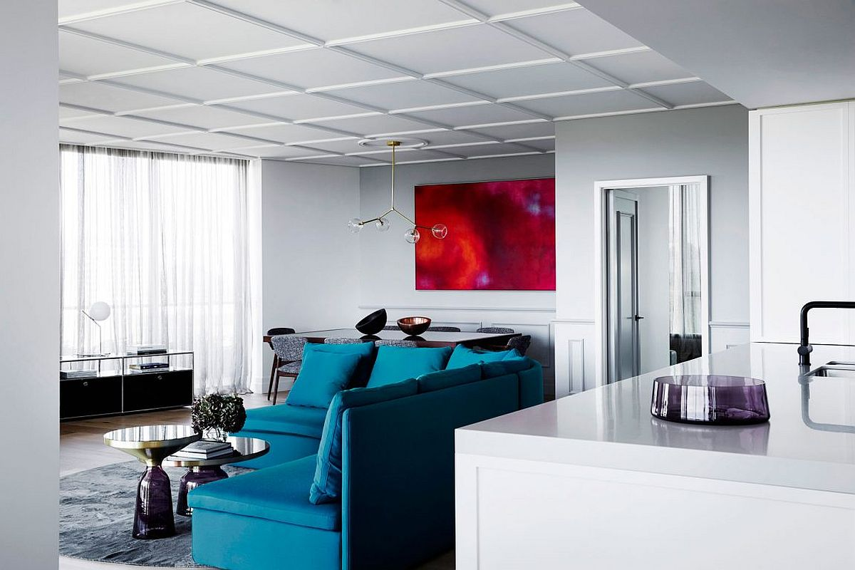LA style glamour usherd into the Melbourne home