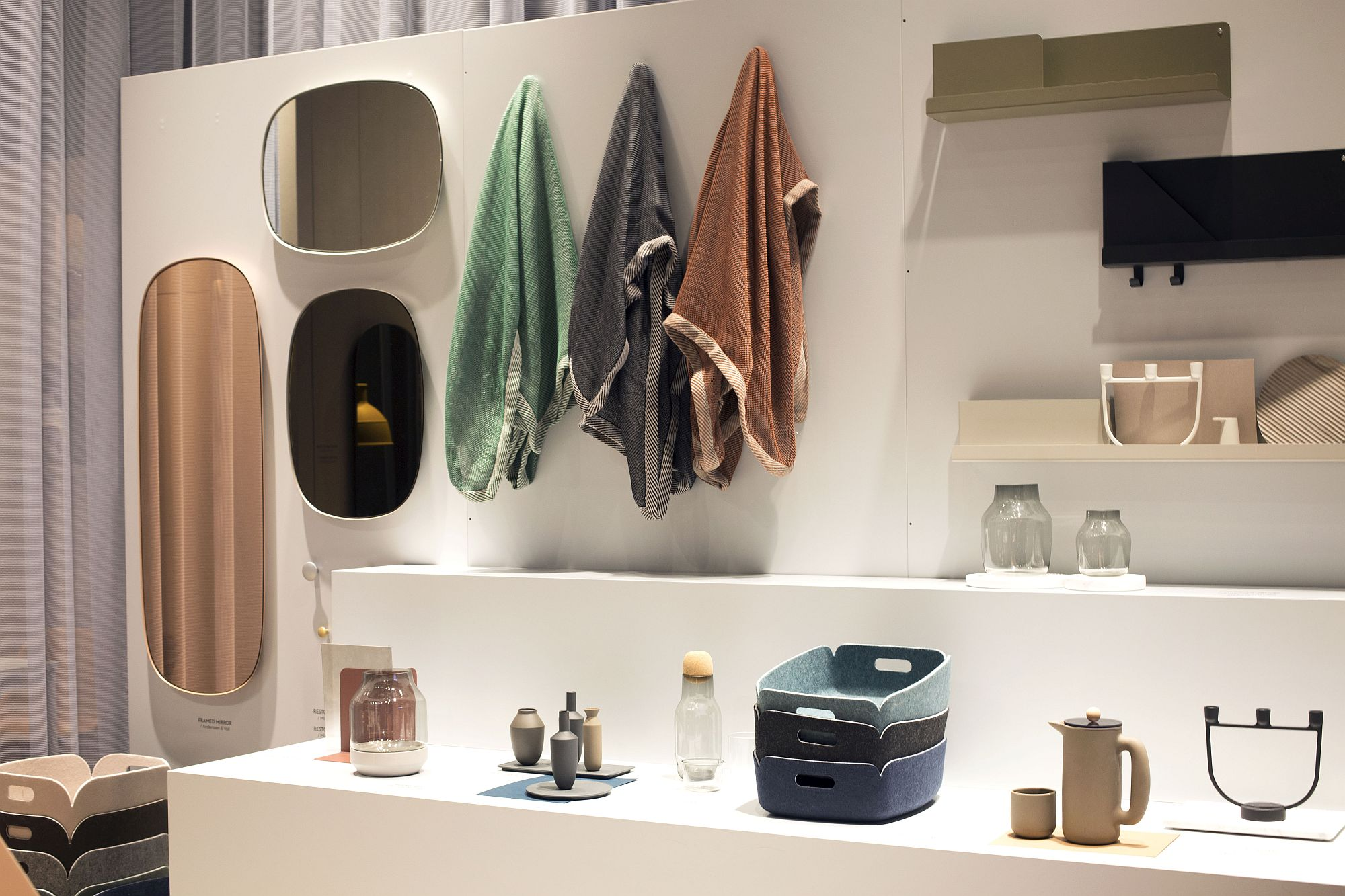 New age bathroom and decor redefines your interior
