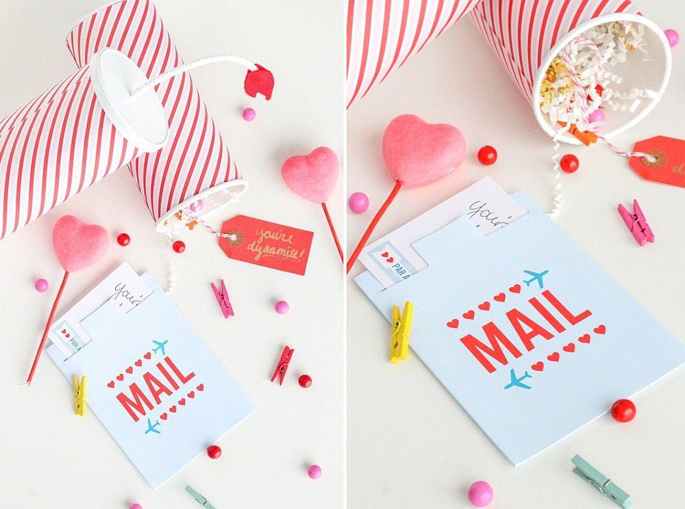 DIY You're Dynamite Valentine – Easy Crafts