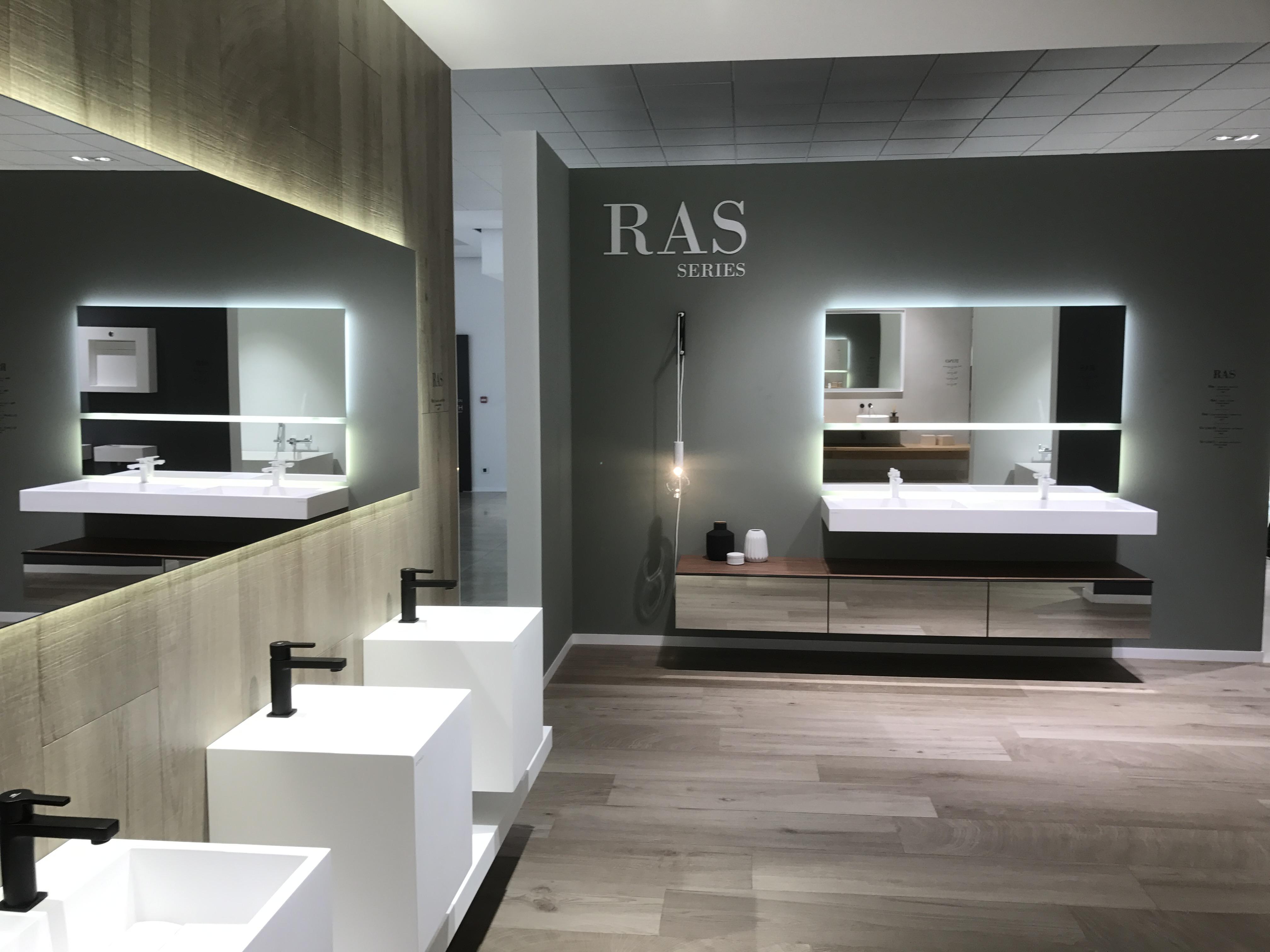 Modern bathrom furniture – KRION