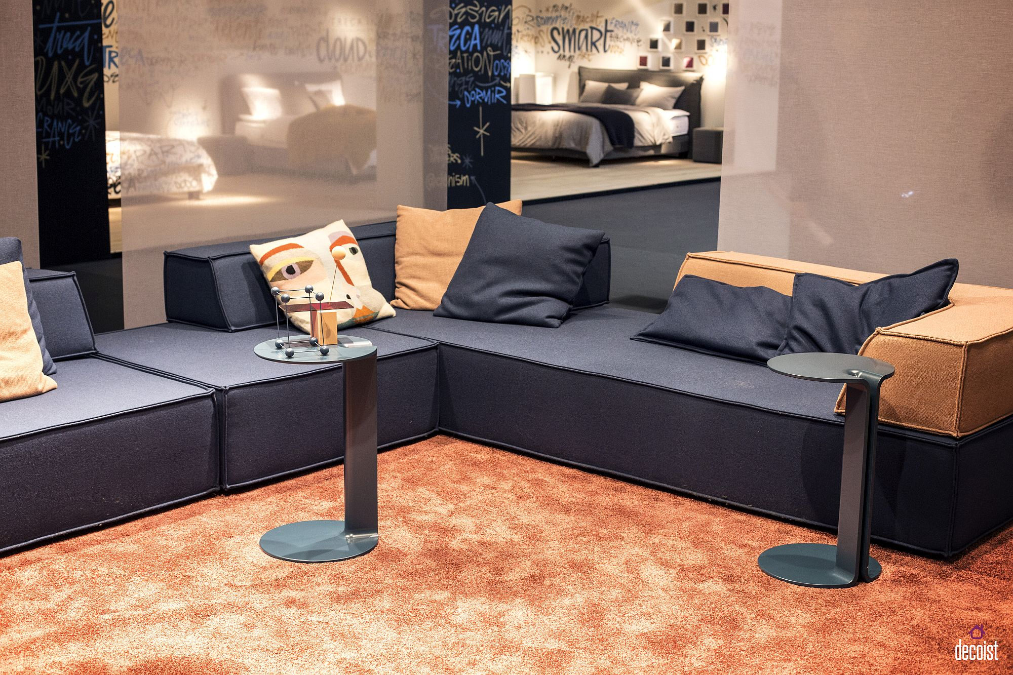 Twin Occasional Tables from Cor furniture