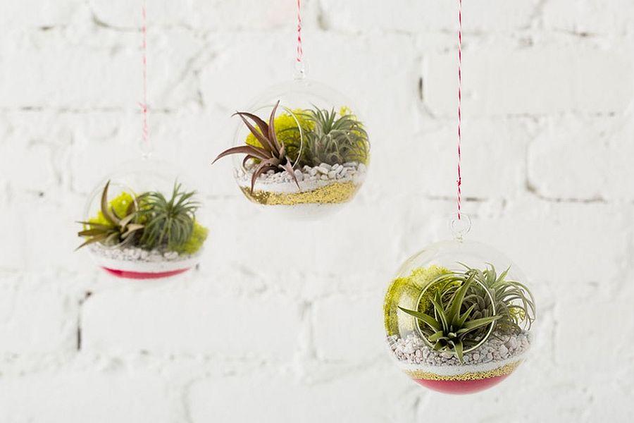 DIY sand art terrarium