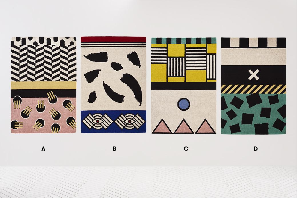 Modern rugs by Anna Karlin