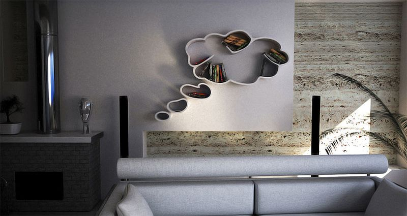 Dripta Roy's Dream Bookshelf