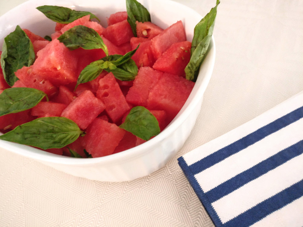 Watermelon for the win