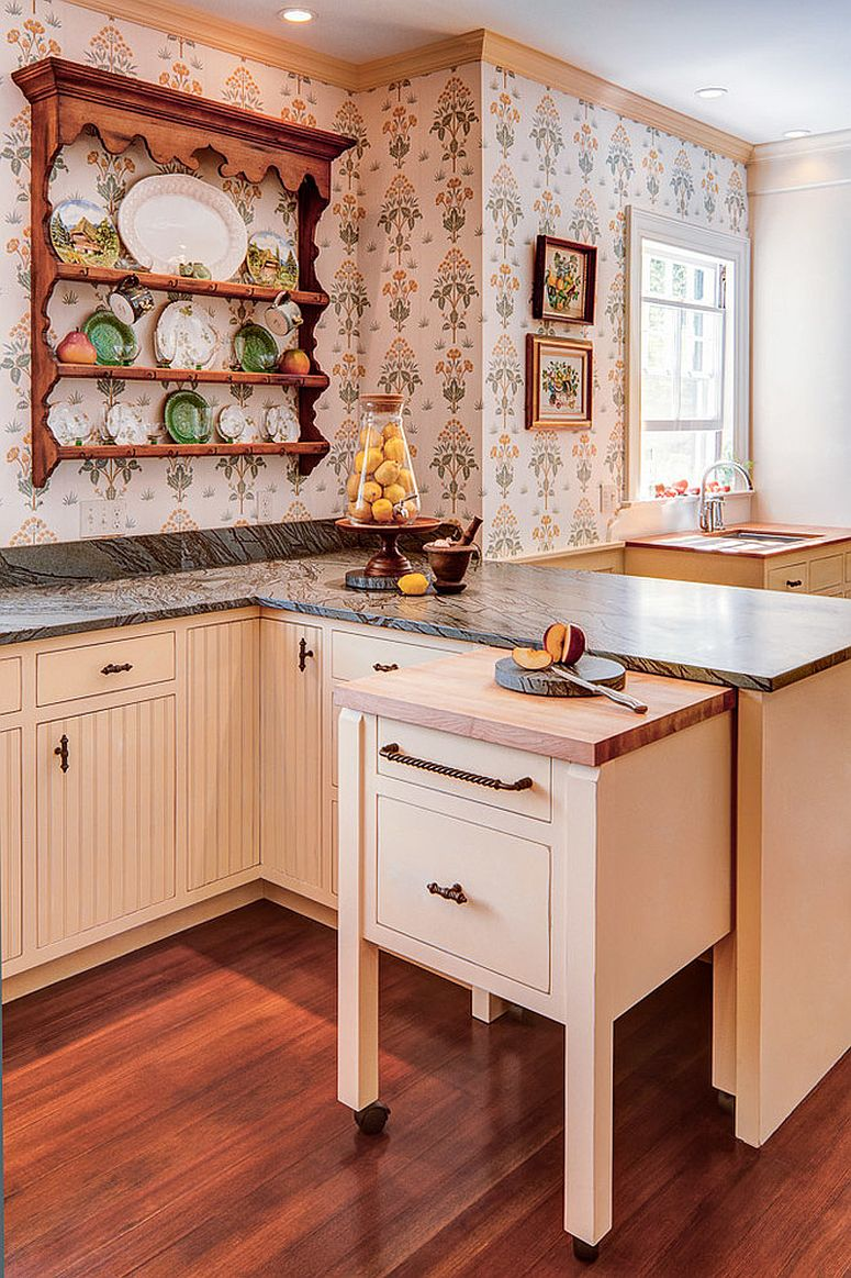 Get innovative with your plate rack design