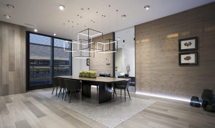 5 Home Styles Created using Porcelanosa Grupo's Comprehensive Solutions