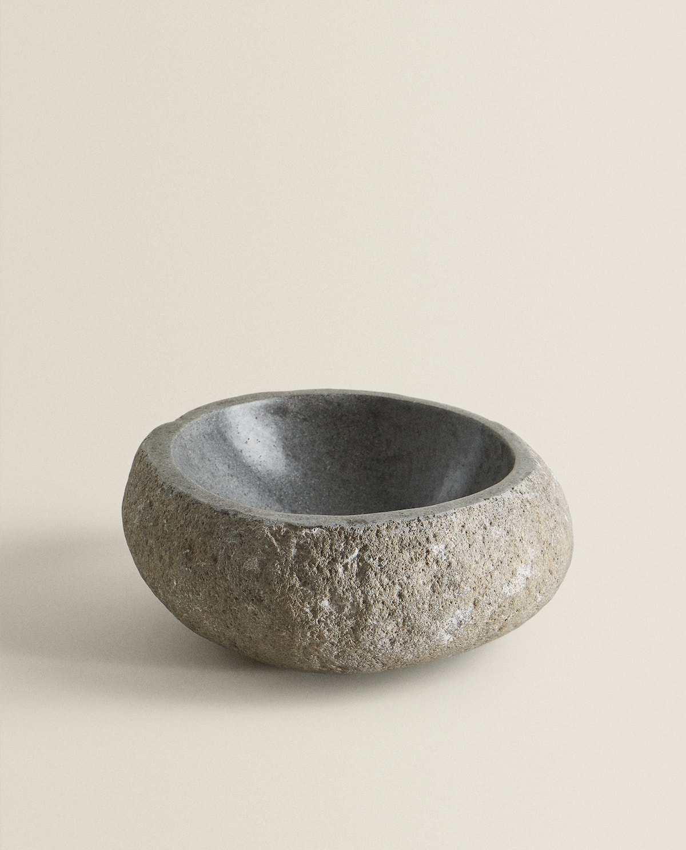 Stone object from Zara Home