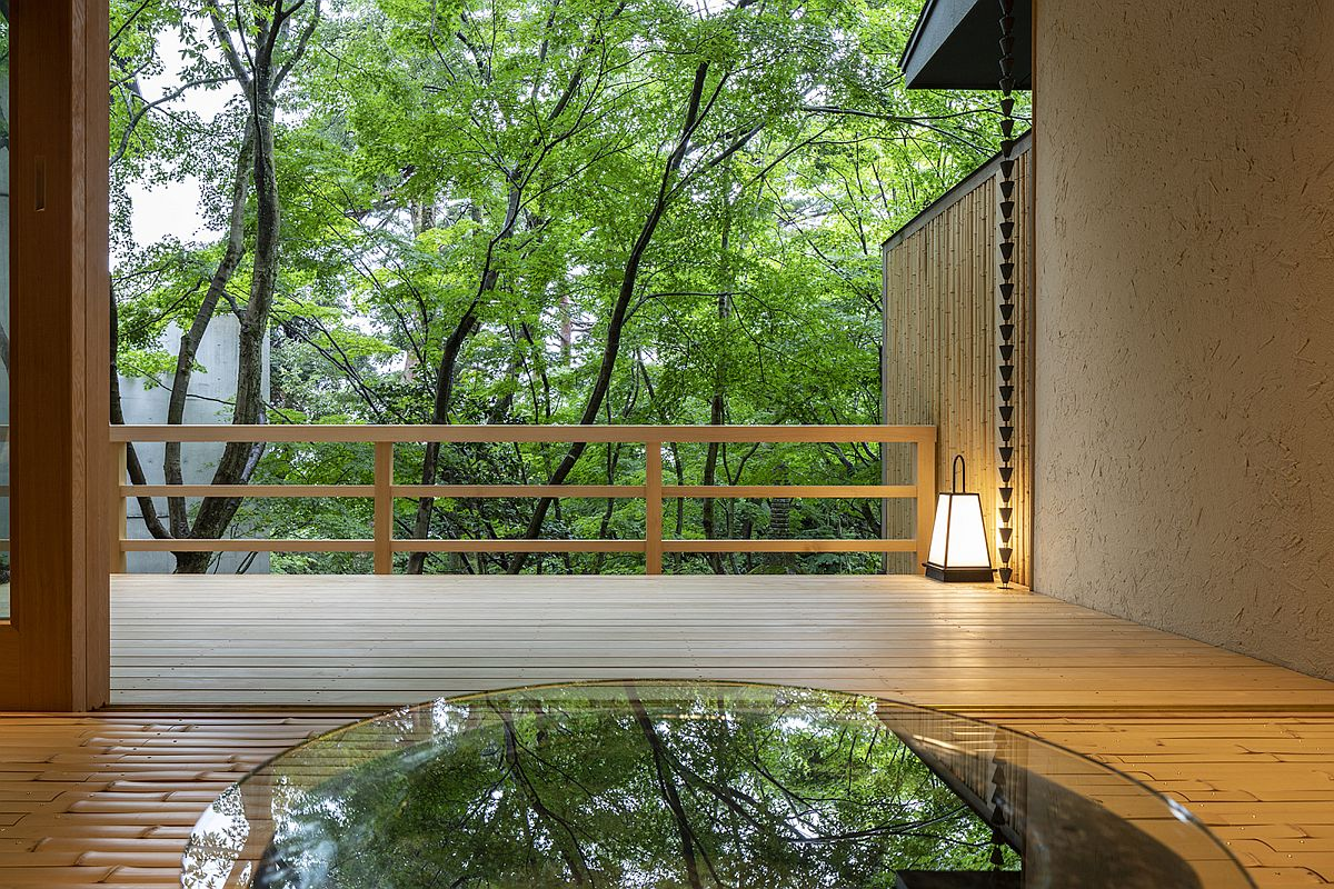 FInding the balance between outdoor and indoor living at the Japanese home