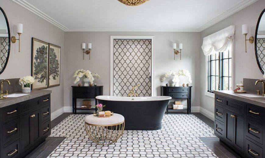 Smart Renovations: 10 Trendiest Ways to Give your Bathroom a Luxurious Upgrade