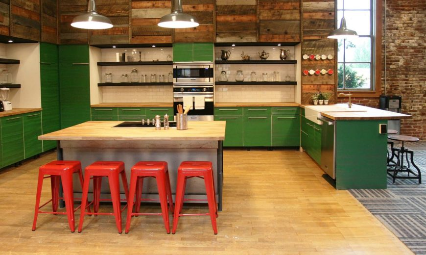 Feisty and Trendy: Awesome Red Bar stools and Chairs that Steal the Show