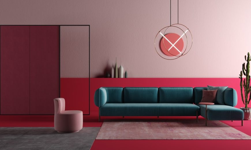 Pretty In Pink: Grown-Up Ways To Incorporate The Popular Color Into Your Home