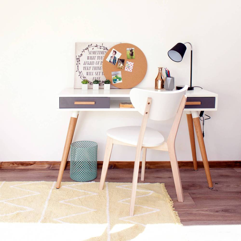 Dorm room style from Dormify