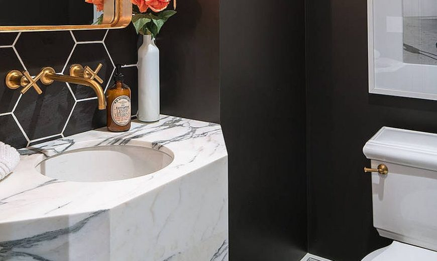 Stylish Stone Vanity Ideas: Iconic Trend that Brings Glamour to the Bathroom