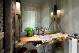 Rustic Vanities That Will Add Charm To Any Bathroom