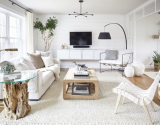Small White Living Rooms Make a Statement: 25 Gorgeous Ideas and Tips