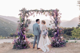 Wedding Arch Design Reaches New Heights