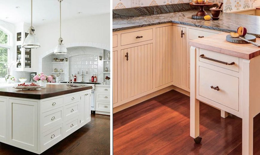 Butcher Block Countertops: Woodsy Delights Bring Functionality with Warmth