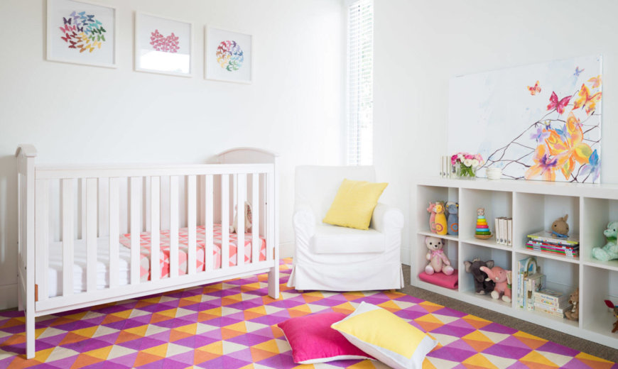 Giving that Nursery a Fresh Look: Top Nursery Shaping Trends of the Season