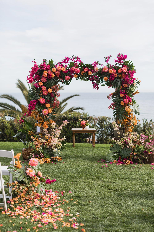 Wedding Arch Design Reaches New Heights